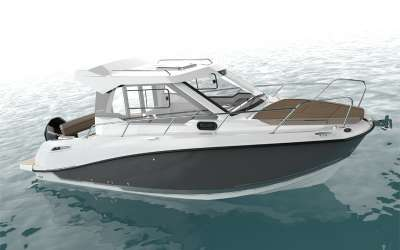 Der neue Quicksilver Activ 675 Weekend